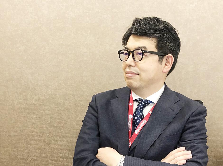 Managing Director 中山 祥一